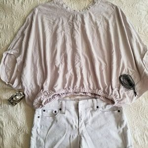 Anthropologie Dolman Sleeve Shirt