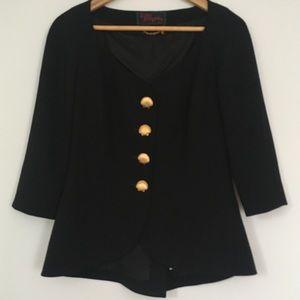 Vintage Lolita Lempicka Fitted Jacket