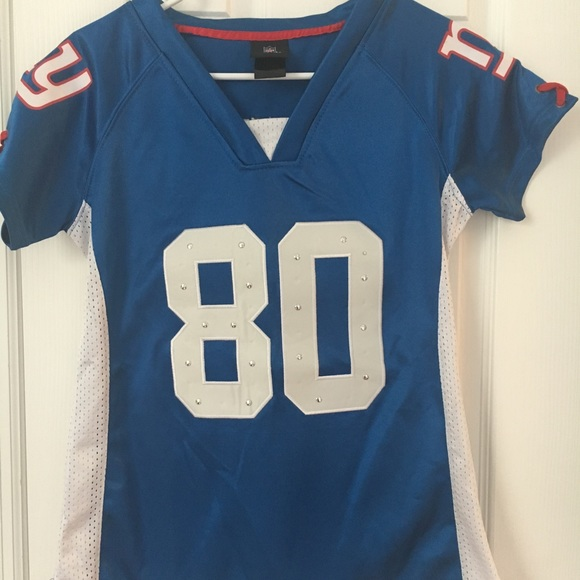 reputable site 7c90d 3ab3c Woman NFL NY Giants Jersey