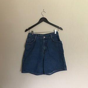 Vintage Gitano Jean Shorts