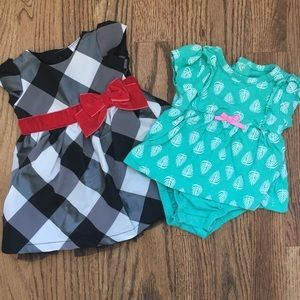 Just One You by Carter's Newborn Dresses