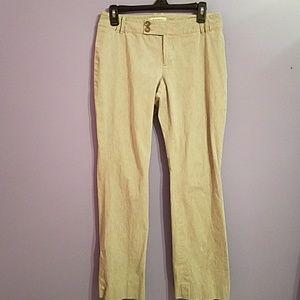 Light Gray work pants