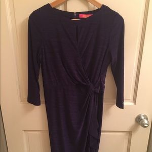 Purple Catherine Malandrino Dress