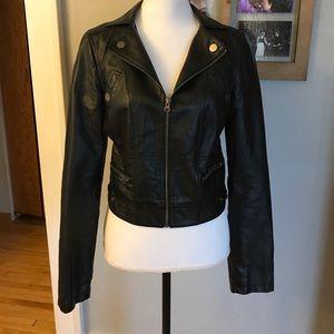 Jackets & Blazers - Moto style biker jacket