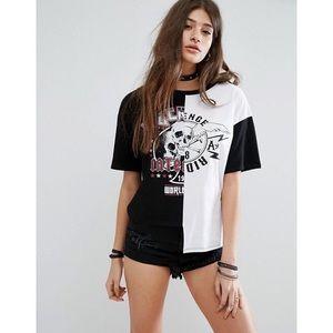 Boohoo Contrast Band T-Shirt