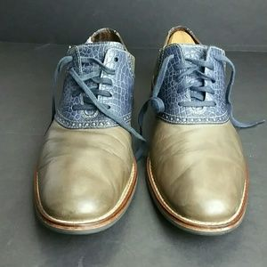 Cole Haan Shoes - COLE HAAN OXFORD MEN'S LEATHER SHOES