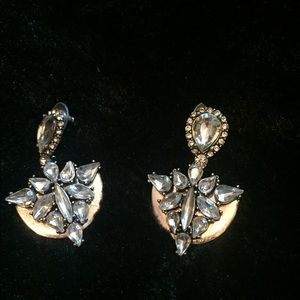 Chunky earrings