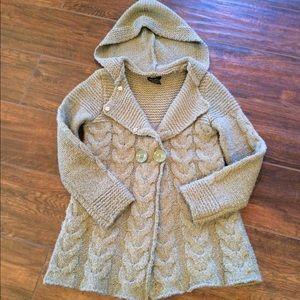 BCBGMaxAzira sweater Jacket