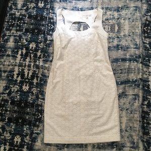 NWOT Trina Turk White Lace Dress