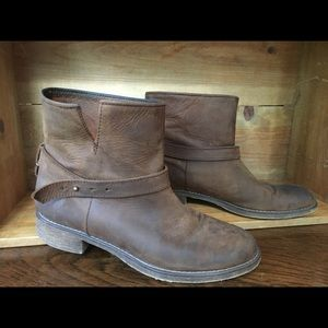 Madewell Motorcycle Boots