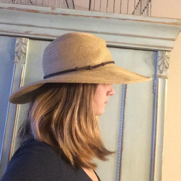 0b1a0d495 Nine West Straw Hat