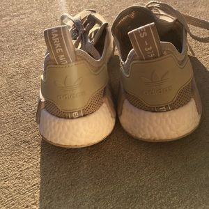 440d79b98210 adidas Shoes - Beige Adidas NMD - ALSO SELLING ON DEPOP nyahmarie