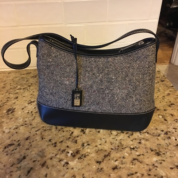 cb202b2fd7 Lauren Ralph Lauren Handbags - Ralph Lauren Donegal Tweed Purse