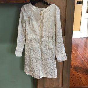 Unusual and beautiful coat