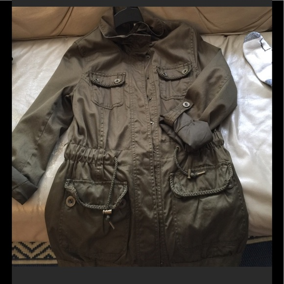 H&M Jackets & Blazers - Army jacket (buy two get one free)