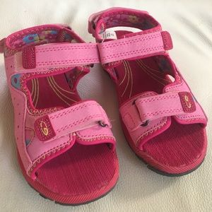 a290a2ef913e3 Champion Shoes - Champion Velcro sandals for girls size 10