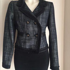 New Bcbgmaxazria Women's blazer jacket M $379