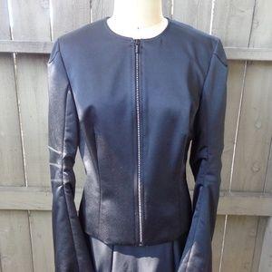 A.B.S by Allen Schwartz Black Jacket Bell Sleeves