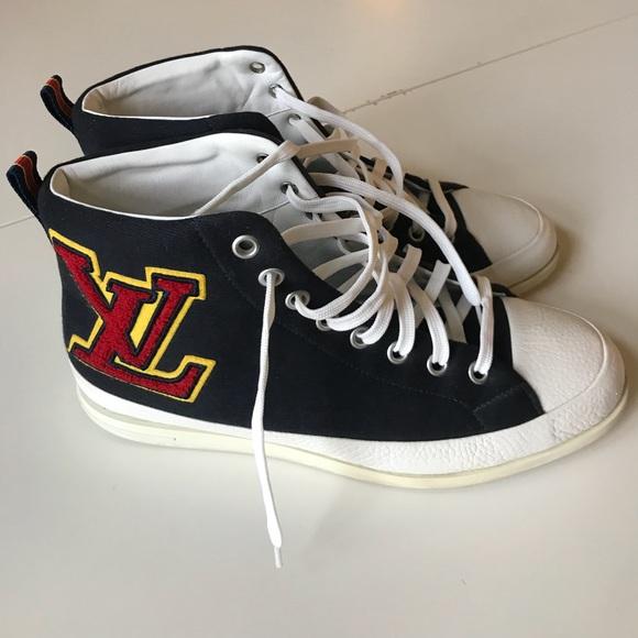 91327a3910e4 Louis Vuitton Other - Louis Vuitton Fastball sneaker.