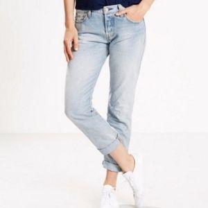 Levis Boyfriend Fit Jeans sz 29