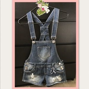🌸 Juniors Short OVERAlls 🌸