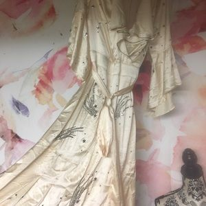 FREE PEOPLE SHOOTING AT STARS DRESS 8 with tags