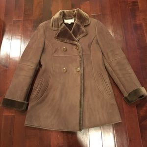 Jones New York button winter coat jacket