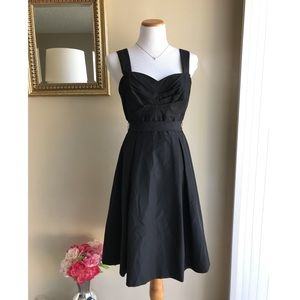 WHBM Gorgeous Classic Little Black Dress