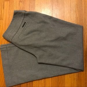 Express editor wide led pants - Size 8