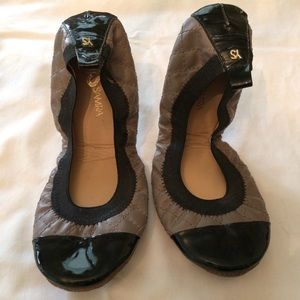 Yosi Samra ballet flats in Excellent Condition