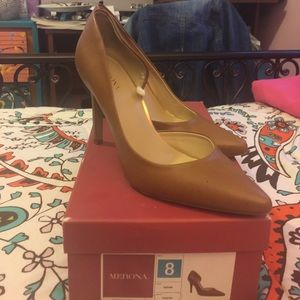 Merona® Cognac-Colored Heels