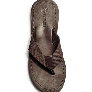 754f305b69441 G by Guess Shoes - Guess Men s Flip Flop Slipper Sandals