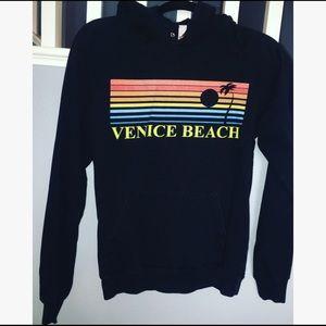 Vintage American Apparel Venice Beach Hoodie