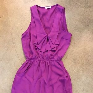 Urban Outfitters Fuchsia Dress WITH POCKETS