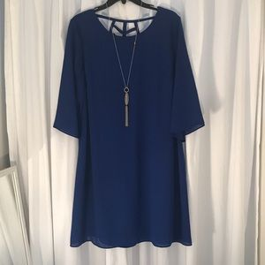 Apt. 9 Royal Blue dress