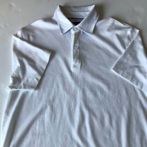 Ermenegildo Zegna Polo XL white