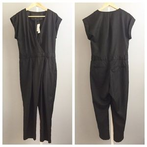 1eb286bc1e6 J. Crew Pants - J Crew Collection Tropical Wool Jumpsuit
