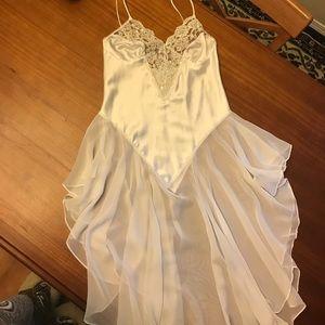 VINTAGE lace and mesh lingerie