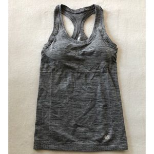 New Balance Racerback Tank with Built in Bra, S
