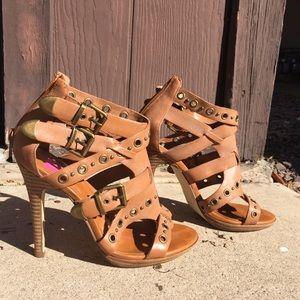 Dolce Vita Gladiator Heels