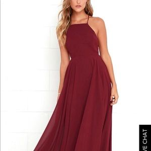 Lulu's Bridesmaid Dress - Mythical Kind of Love
