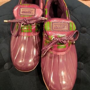 Sperry Top Sider Rain Boots