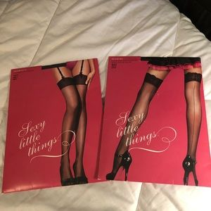 VS sexy little things Bundle of stockings💞