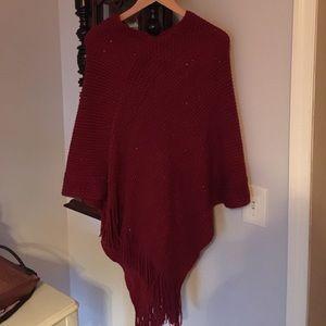 Sweaters - Poncho