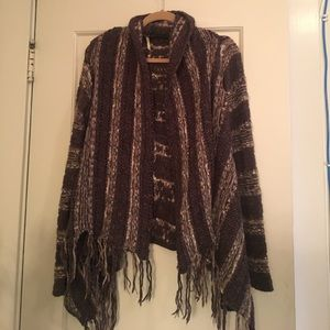 Free People Open Sweater