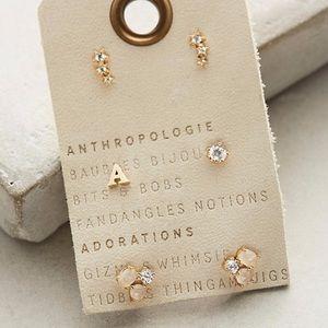 Anthropologie letters in light letter k
