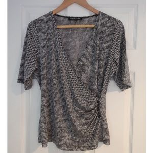 NWOT- Jones New York Collection Blouse
