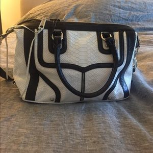 Rebecca Minkoff M.A.B. Mini Bombe Covert. Satchel
