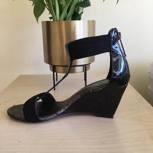 Donald J Pliner Wedge Sandal