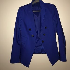 Royal Blue Express Blazer